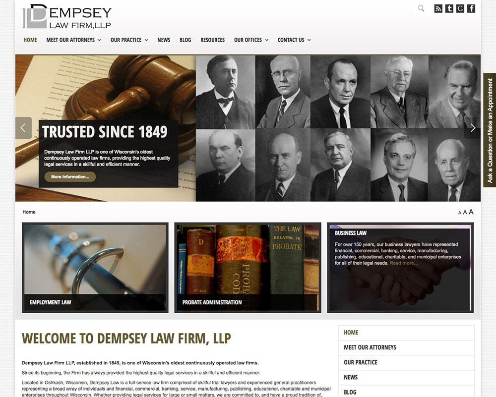 Dempsey Law Firm
