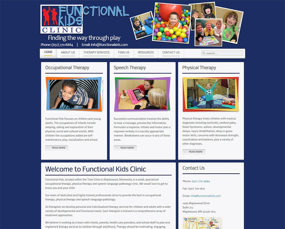 Functional Kids Clinic