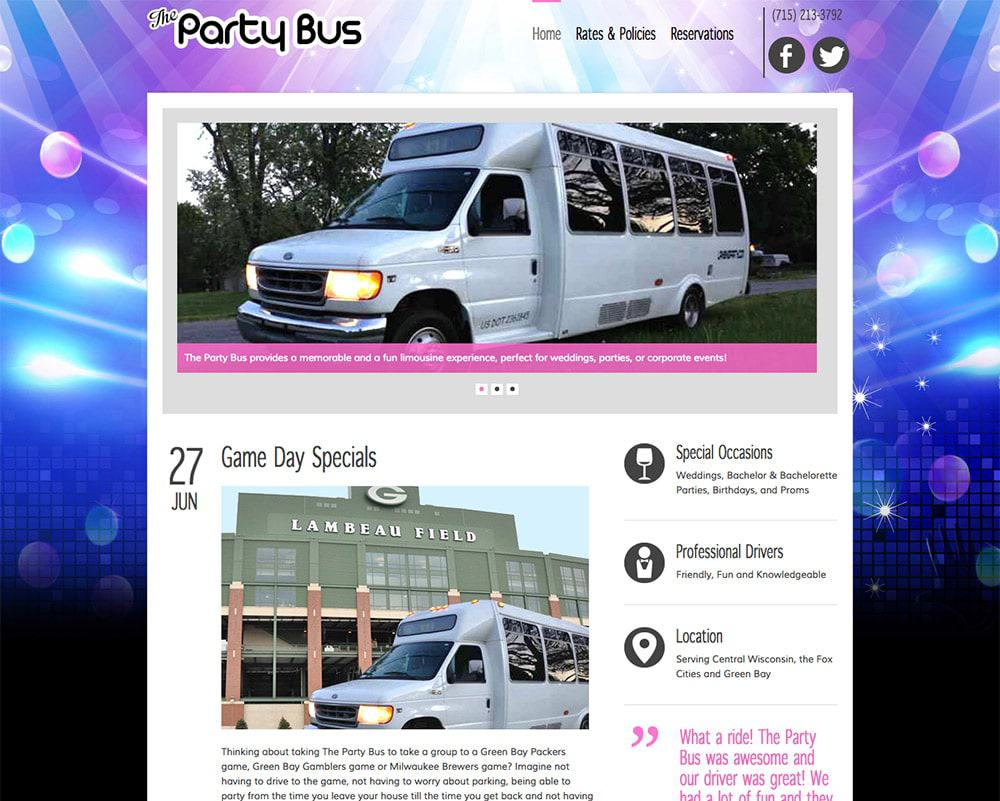 The Party Bus
