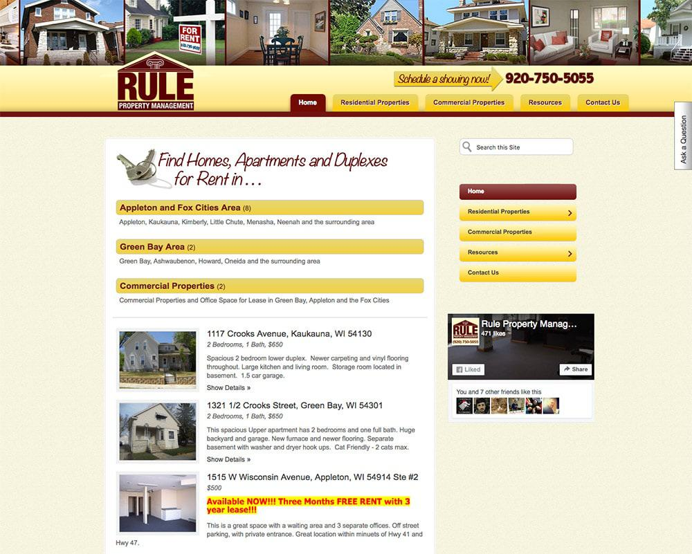 Rule Property Mgmnt